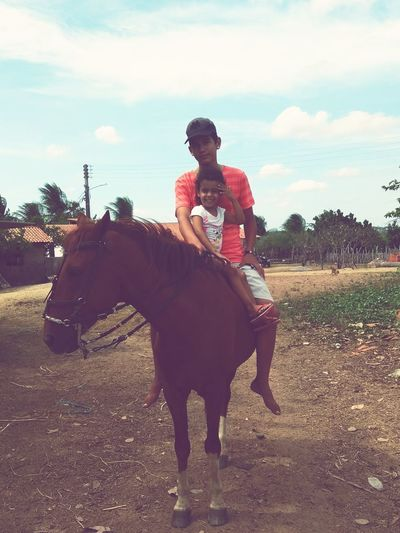 Adult Horseback Riding Riding One Animal Domestic Animals Adults Only People first eyeem photo