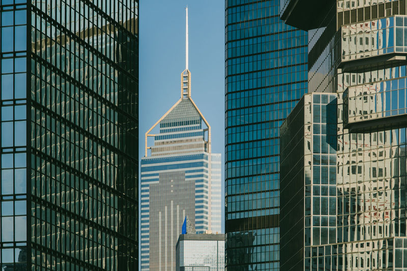 Architecture Built Structure Building Building Exterior Office Building Exterior City Office Modern Skyscraper Glass - Material No People Tower Day Reflection Tall - High Outdoors Low Angle View Window Nature Business Financial District  Spire