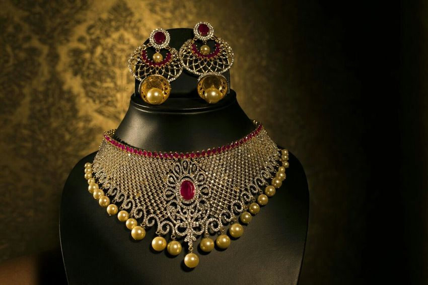 The indian jewellery