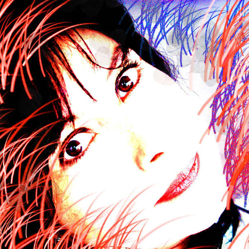 Rouge Close-up Diginformale Digital Art Digital Painting Graphic Graphic Art Graphic Design Looking At Camera No People Portrait Red