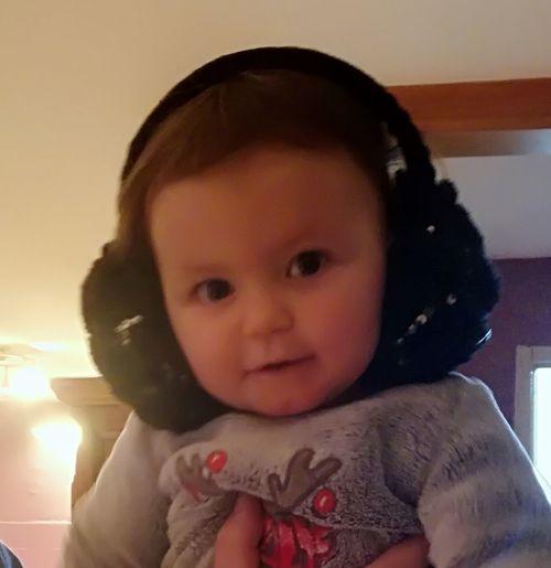 Baby Child Cute Headshot Home Interior Indoors  Innocence Portrait