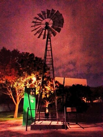 Mytown As Usual💚 Downtownphoenix Windmill Taking Photos