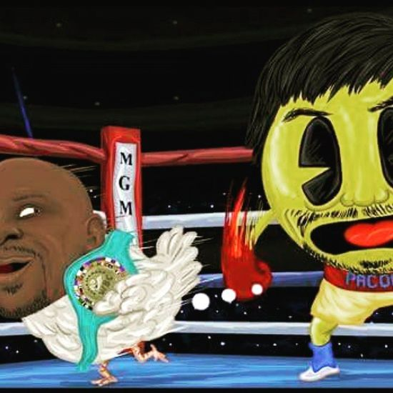 Fail Mayweather Mannypacquiao Boxeo Sports World Pacman LOL Hen Weatherlive Pacquiao 😂😅😂😆💰💨💨💨