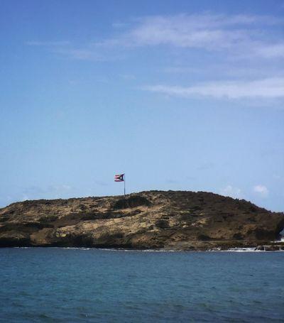 Day 237 Project 365 Beach Beachphotography Vacation Telephoto Eye4photography  Puerto Rico Puertorico Bandera Flag