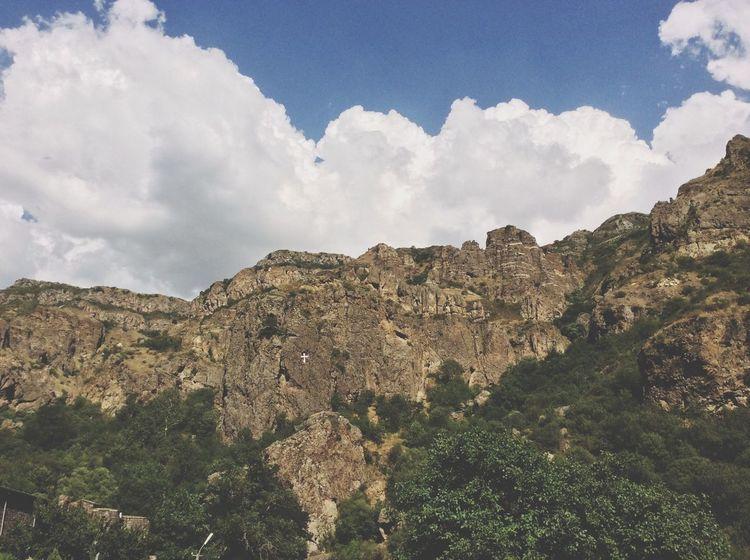 Travel Nature Armenia Mountains