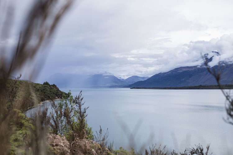Lake Wakatipu with a storm rolling in. New Zealand Scenery Storm Beauty In Nature Cloud - Sky Clouds Day Environment Lake Lake Wakatipu Landscape Mountain Nature New Zealand No People Non-urban Scene Outdoors Plant Queenstown Scenics - Nature Sky Tranquil Scene Tranquility Water