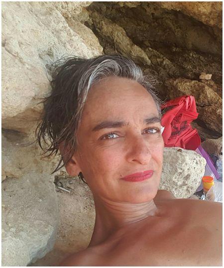 Zelenezen Selfi Portrait Puravida Lampedusa