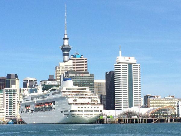 Auckland SkyTower Newzealand