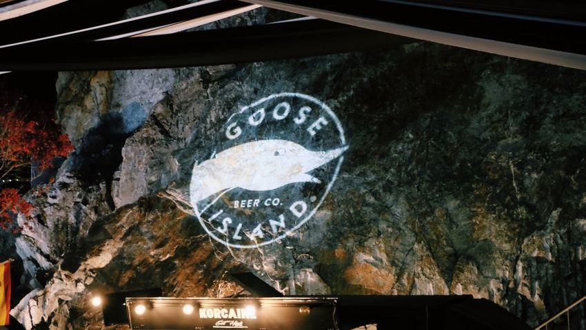 brandlogo Goose Island Brand Logo