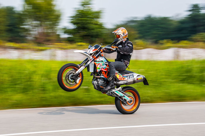 Ktm Competition Motocross Speed Sports Race Motorsport Motorcycle Extreme Sports Stunt Motion Riding Wheelie Ktm690 Smcr Airoh Panning Canon Sports Race Competition Motocross Speed Motorcycle Motorsport Extreme Sports RISK