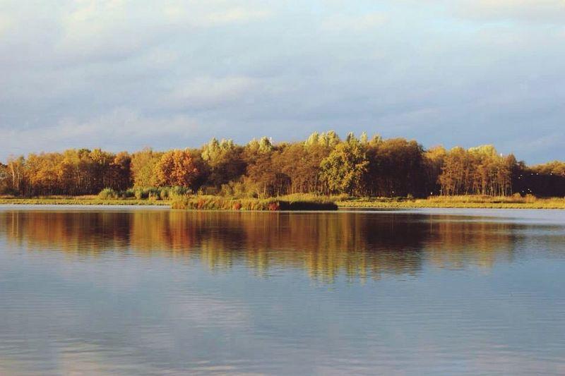 Landscape Mirroreffect Nature Fotografie canon kodak. Secret place in Belgium ❤️?