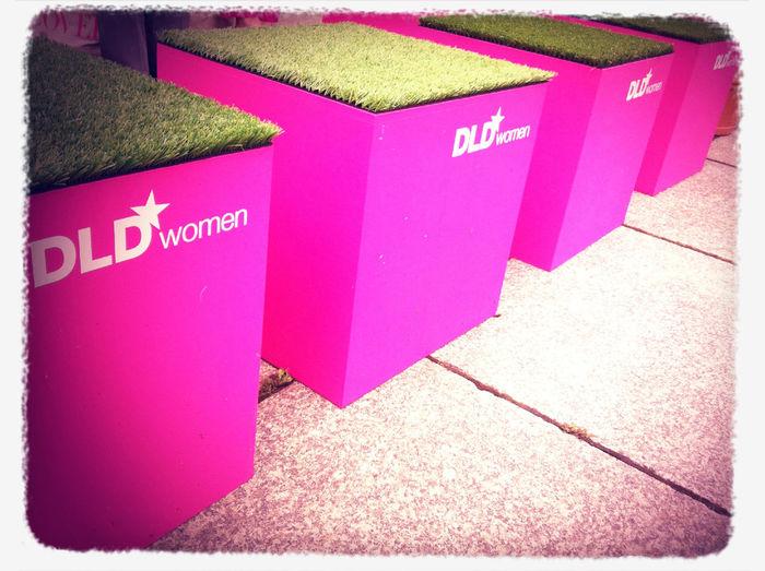 Pretty in Pink: @DLDWomen #dldw12