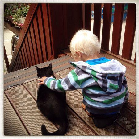Best Friends ❤ My Son The Portraitist - 2014 EyeEm Awards Heartbeat Moments