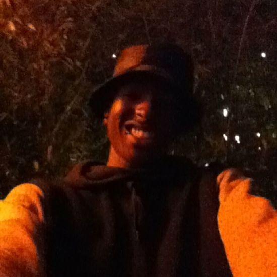 Yesterday night at wanderlust Negro Bob Bigsmile