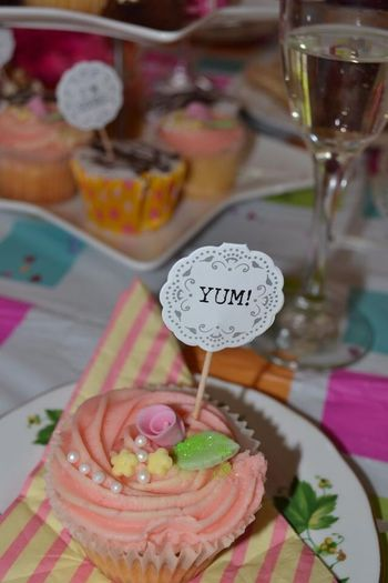 Afternoon tea hen do style Afternoon Tea Cupcakes Photography Hen Party