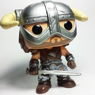 Another great Funko Pop from another great game! DOVAHKIN! Funko Funkofan Funkopop Funkogram Dovahkiin Dragonborn Skyrim Elderscrolls Theelderscrolls Theelderscrollsv Bethesda Videogames Toys Toyphotography Toypizza Toysarehellasick Toycollector Toycommunity Toycollection