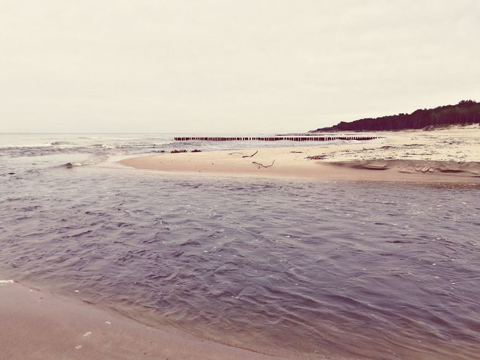 Baltic Beach Sea