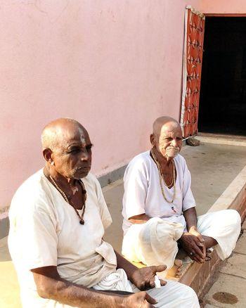 Sadhu Of India Rural Scenes Peacfull Place Archival Adult Sitting Men Indoors  Domestic Life EyeEmNewHere EyeEm Ready   Fashion Stories