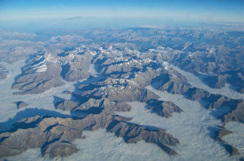 The alps. en route dus-ibz. october 2009.