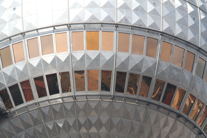Alexanderplatz Architecture Built Structure Futuristic High Angle View In A Row No People Outdoors Tv Tower Berlin Windows
