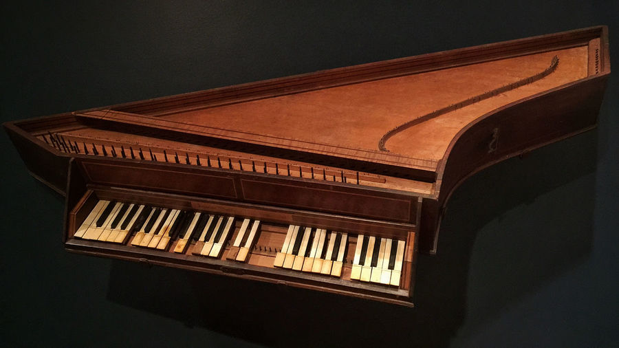 Antique Antique Spinet Arts Culture And Entertainment Colonial Williamsburg DeWitt Wallace Decorative Arts Museu Music Musical Instrument Piano IPS2016Composition
