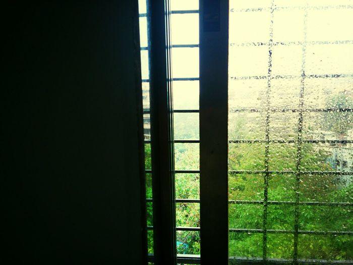 Window Rains Mumbai First Eyeem Photo