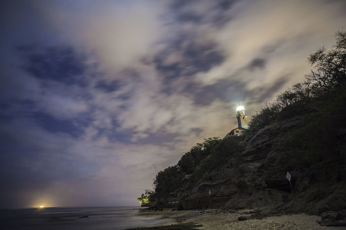 Light Light House Nature Night Sky Nightphotography Ocean Sea Sea & Sky Shore