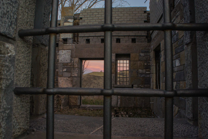 Abandoned Architecture Architecture Building Building Exterior Built Structure Close-up Day Enjoying Life Entrance Fence Nature No People Outdoor Photography Outdoors Photo Photography Prison Railing Ruins Scenics SPAIN Sun Sunset Travel