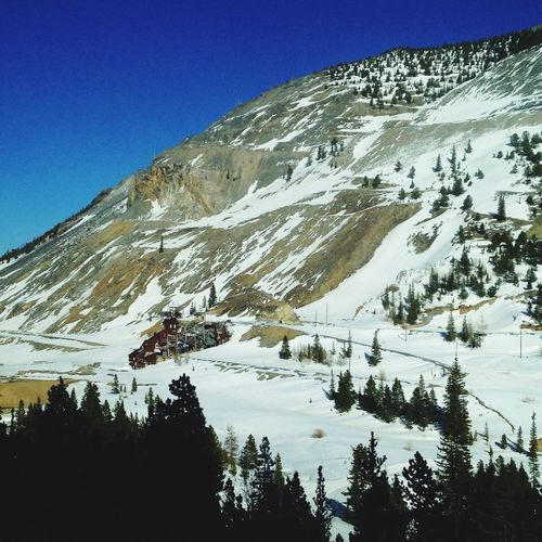 Springbreak2014 Crested Butte old mine we drove by