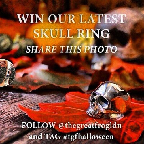 would like to win this! !! @thegreatfrogldn Tgfhalloween