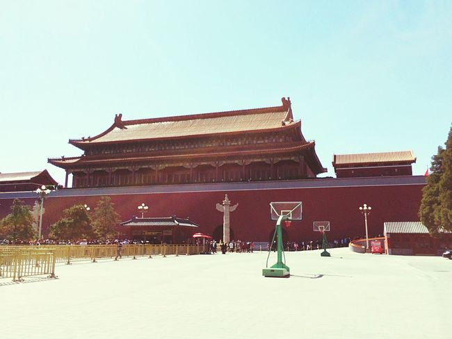 Neighborhood Map The Street Photographer - 2017 EyeEm Awards Basketball Hoop Forbidden City Sparse Bizzare