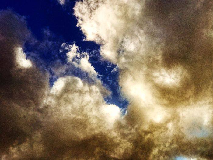 Dramatic sky and blue. Weather Nature_collection Popular Photos EyeEm Best Shots Cloudscape Dramatic Sky Blue Sky Cloud - Sky Sky Low Angle View Nature Beauty In Nature Tranquility Day No People Outdoors Scenics - Nature Full Frame Tranquil Scene Backgrounds Sunlight Meteorology