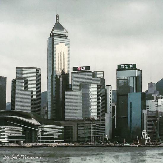 @izzymaxie HongKong harbour side a bit hazy, warm and an amasing view Hongkong Travel Hongkong Photos Hongkongphotography Hongkong Harbour Hongkongcollection Hongkongeyeem EyeEm Best Shots Eye4photography  Eyem Best Shots Eyeem Market Eye
