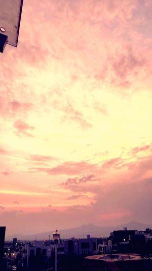 😍 Sunset Cloud
