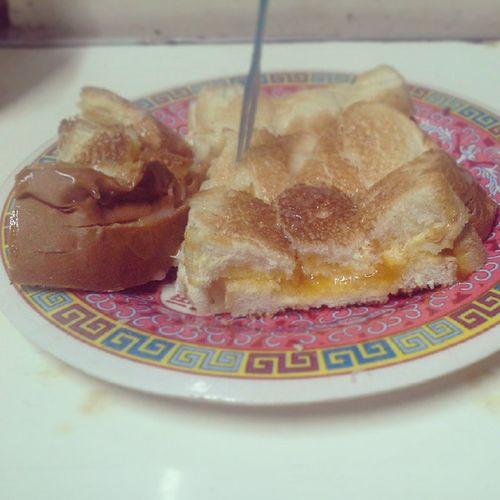 Indonesian Midnight Food Srikaya toast