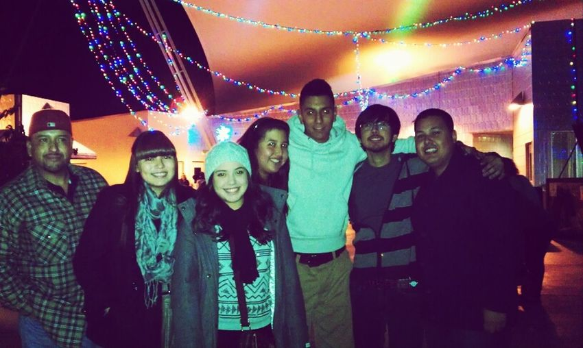 Great Night At The Zoo Lights With My Fam