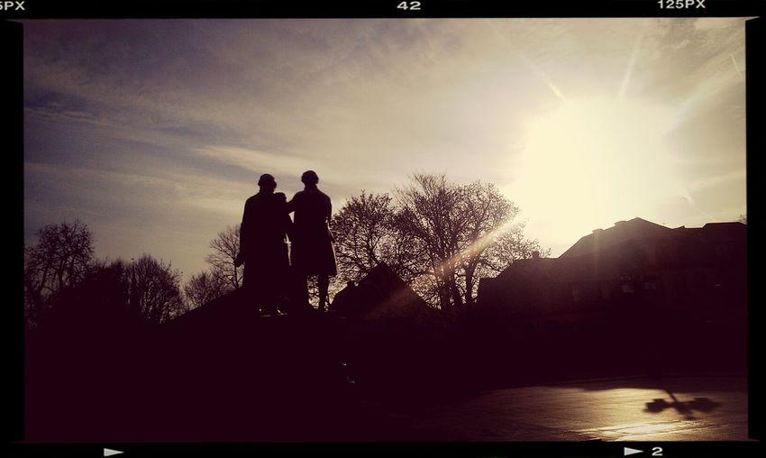Goethe und Schiller Denkmal First Eyeem Photo