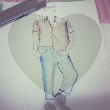 Drawing My Draw ♥ Fashion Design Estilista