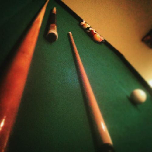 Pool Table No People Arts Culture And Entertainment Snooker And Pool Sport Pool Cue