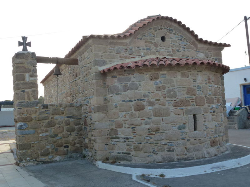 Church Architecture Building Exterior Built Structure Church Greece Churches Day History No People Old Builidng Outdoors Place Of Worship Religion Sculpture Sky Spirituality Stonechurch