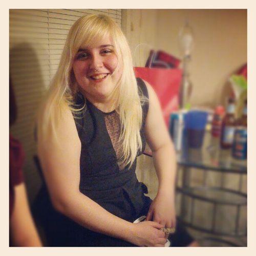 My sister @kirstenyo Genuinesmile Happy Puska