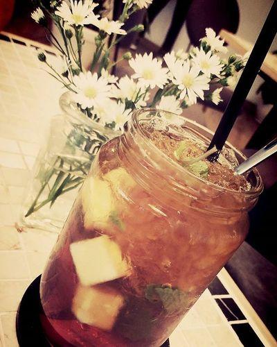 Tea Apple 😍💙💚💛💜❤