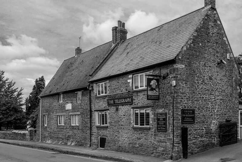 The Telegraph, Moulton, Northamptonshire Northampton Northampton Pubs Pubs Architecture