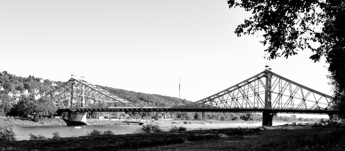 Bridgeporn Architecture Blackandwhite