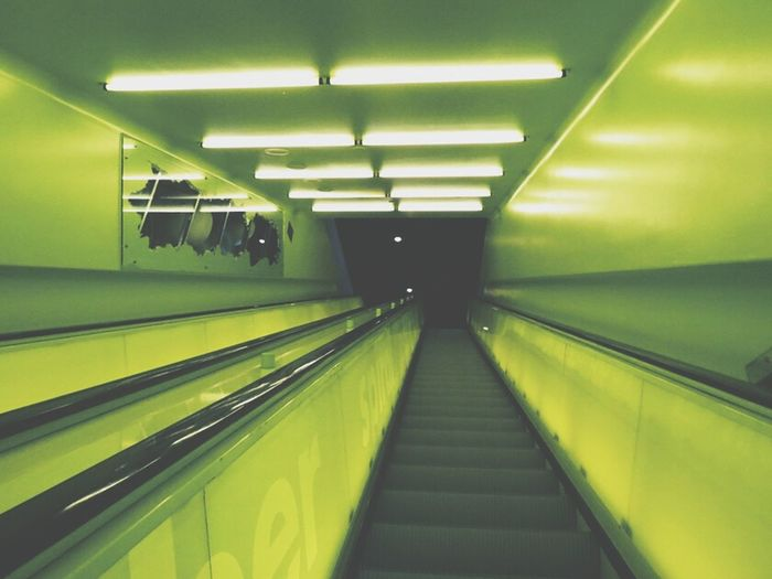 Seattle Central Library EyeEm Gallery Vscocam Escalator