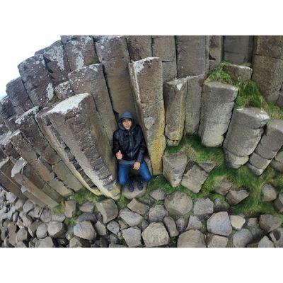 Nostalgia. Preciso de férias. Gopro Ireland Trippics TripAdvisor GiantsCauseway