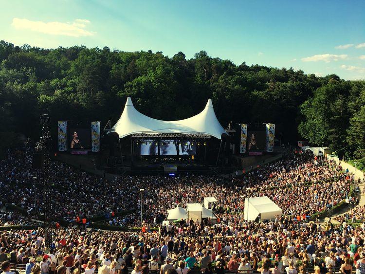 Concert Festival Waldbühne