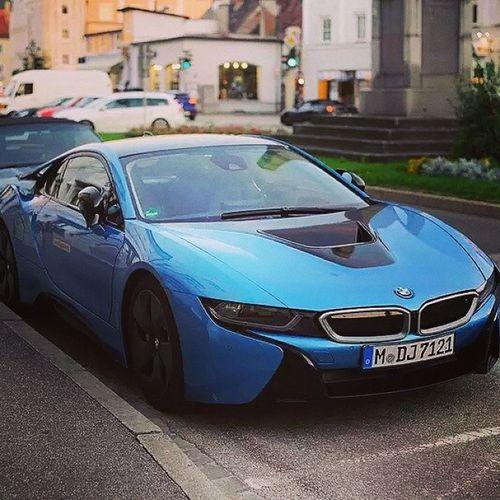 My dream car BMW i8 Dreamcar Bmwi8 Sexycar