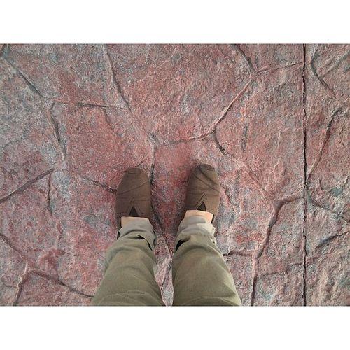 Recuerda los lugares que caminas 👣 Viaje Mexico Travel Mexicotrip Cholula Cholulatrip Pies Vive_mexico MIAS  Jcarillo