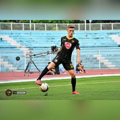 @louisclark @kayafc ⚽ . . . UFL Unitedfootballleague KayaFC Unakaya KayaFCvsManilaJeepney sbspotlight soccerbible football themanansala